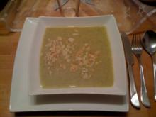 Leo´s Kartoffel-Broccoli-Creme-Suppe - Rezept