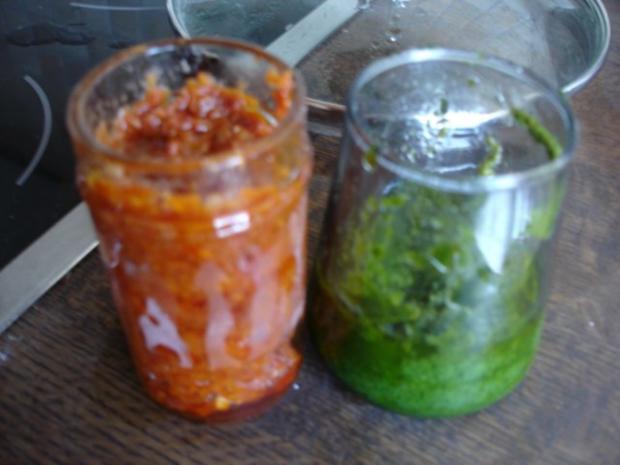 Spaghetti mit Pesto - Rezept - Bild Nr. 2