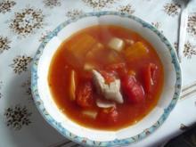 Ungarische Karpfensuppe nach Istvan - Rezept