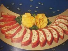 Lachsterrine mit Kerbel - Rezept
