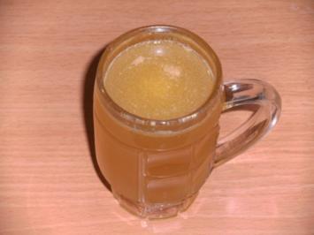 Getränk: Buttergrog - Rezept
