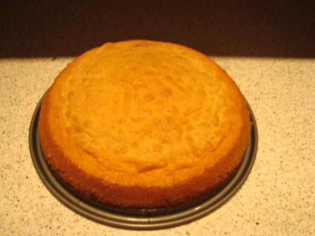 Mandarinen-Käse-Sahnetorte - Rezept - Bild Nr. 4