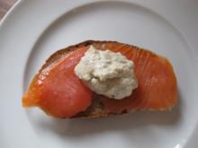 Original schwedische Lachssoße  - Rezept von meiner Mutter - Rezept