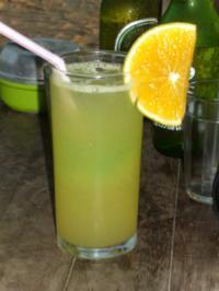 Grüne Witwe - Rezept