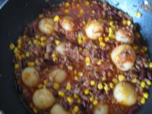 Chili con Knödel - Rezept