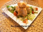 Gefüllte Pastete nach neuer Kräuterhexen-Art - Rezept