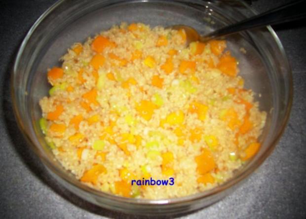 Salat: Quinoa-Salat - Rezept