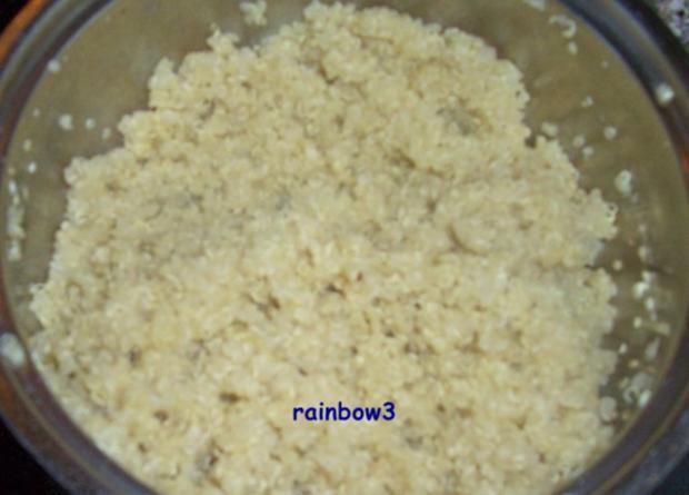 Salat: Quinoa-Salat - Rezept - Bild Nr. 3