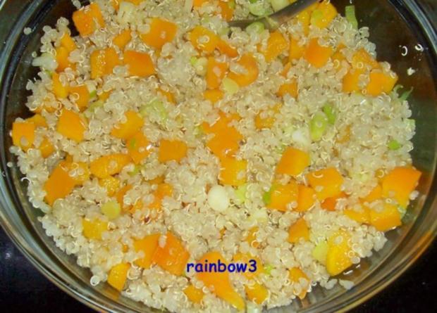 Salat: Quinoa-Salat - Rezept - Bild Nr. 6