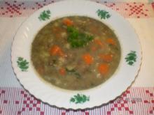 Eine Suppe zwischen den Feiertagen - Rezept