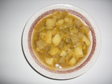 Kohlrabi-Porree-Kartoffel-Eintopf - Rezept