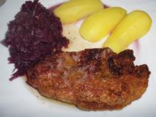 Schnitzel-Winnes Art - Rezept