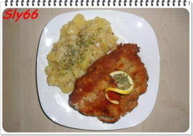 Fleischgerichte:Cordon Bleu - Rezept