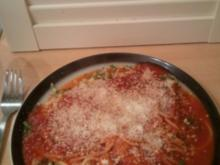 Bolognesesoße mit frischen Tomaten - Rezept