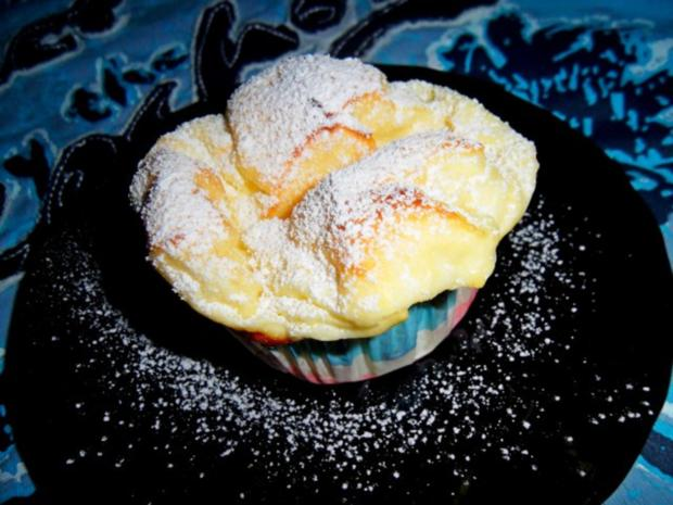 Cheescake-Muffins - Rezept