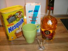 Heiße Schokolade mit 43 - Rezept