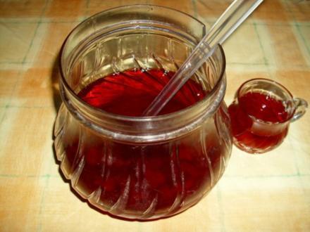 schneller Sangria Bowle - Rezept