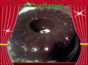 Haselnusskuchen a`la Jörg mit Schokoladenguss - Rezept