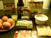 Alternative zum Oliebollen-Mehl - Rezept