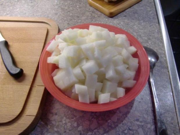 Gemüse-Suppe à la Heiko - Rezept - Bild Nr. 4