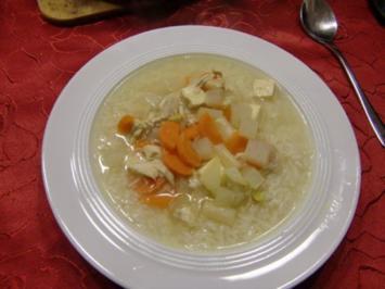 Gemüse-Suppe à la Heiko - Rezept