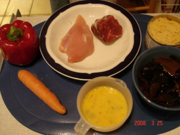 """Mama´s """"Chinesische Gemüsesuppe süß-sauer"""" - Rezept - Bild Nr. 2"""