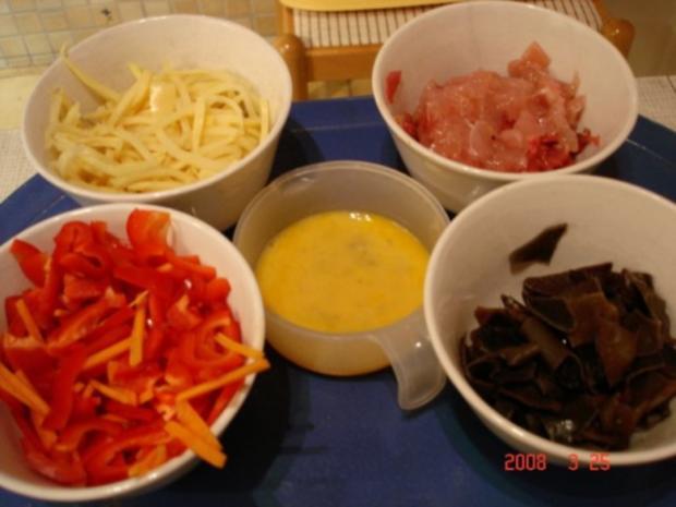 """Mama´s """"Chinesische Gemüsesuppe süß-sauer"""" - Rezept - Bild Nr. 3"""