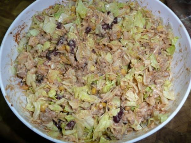 Tacco-Salat - Rezept - Bild Nr. 6