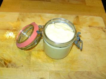 Knoblauch-Mayonaise - Rezept
