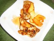 Fruchtige Pfannkuchen - Rezept