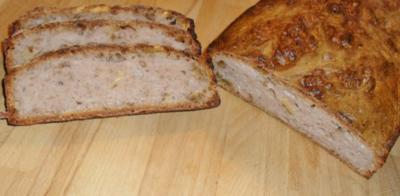 Buttermilch - Walnuss - Brot - Rezept
