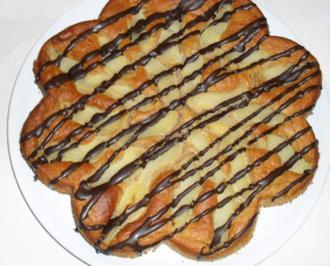 Maronen - Birnen - Torte - Rezept