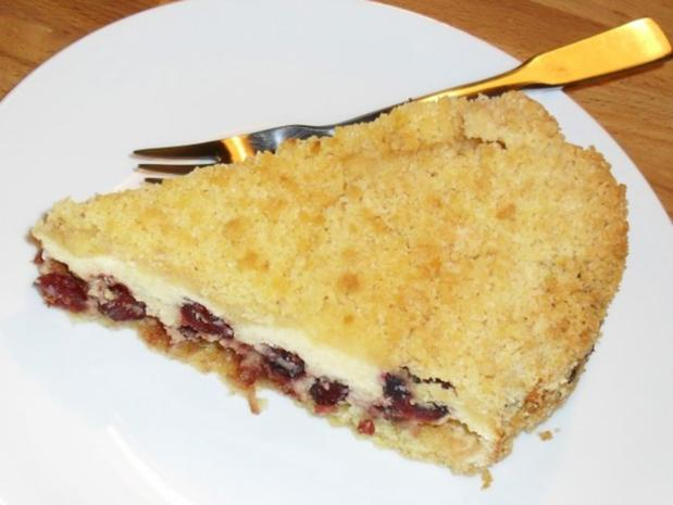 Quark - Streusel - Kuchen - Rezept