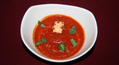 Sardische Tomatensuppe - Rezept