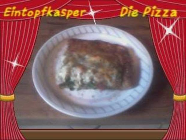 Darf es heute mal Pizza anders sein oder Grünkohlpizza a`la Jörg die Dritte - Rezept - Bild Nr. 2