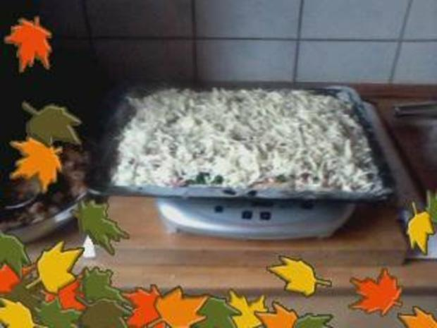 Darf es heute mal Pizza anders sein oder Grünkohlpizza a`la Jörg die Dritte - Rezept - Bild Nr. 3
