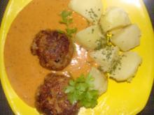 Sauce : Weiße - Bohnensauce - Rezept