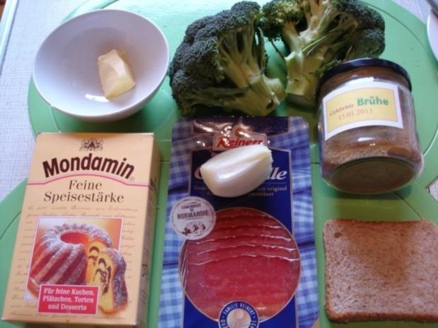 Brokkolicremesuppe - Rezept - Bild Nr. 2