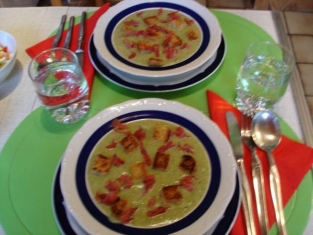Brokkolicremesuppe - Rezept - Bild Nr. 10