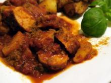 "Currywurst ""Andrea"" - Rezept"