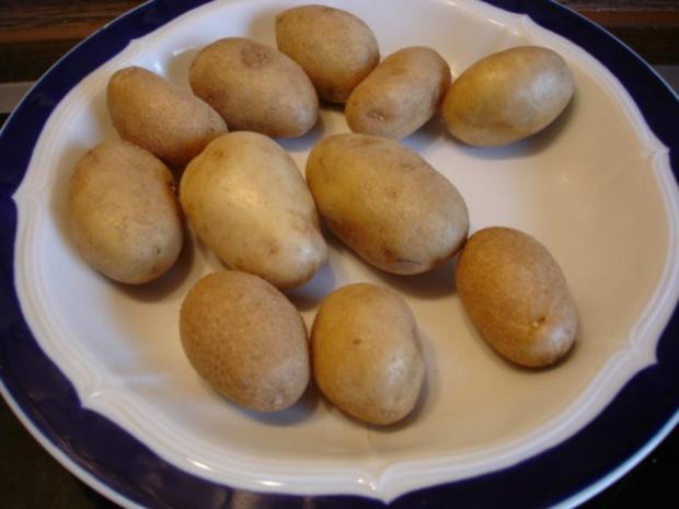 Schnitzel mit Spargel und Kartoffeln - Rezept - Bild Nr. 4