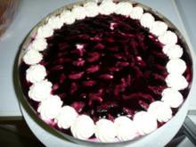 Holunder-Torte - Rezept