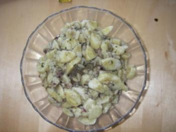 A: Kartoffelsalat steirisch - Rezept