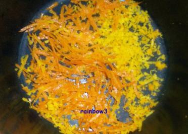 Einmachen: Naturtrüber Orangen-Gelee mit Schale - Rezept