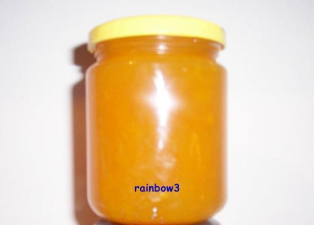 Einmachen: Naturtrüber Orangen-Gelee mit Schale - Rezept - Bild Nr. 5