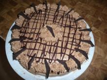 Nugat-Torte - Rezept