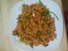 Kisir - Bulgur Salat - Rezept