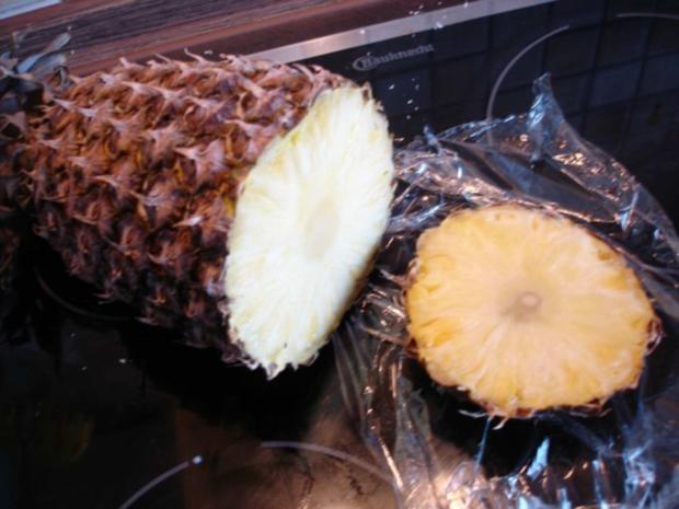 Ananas-Joghurt-Dessert - Rezept - Bild Nr. 2
