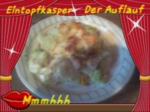 Kasseler - Kartoffel - Auflauf a´la Jörg - Rezept