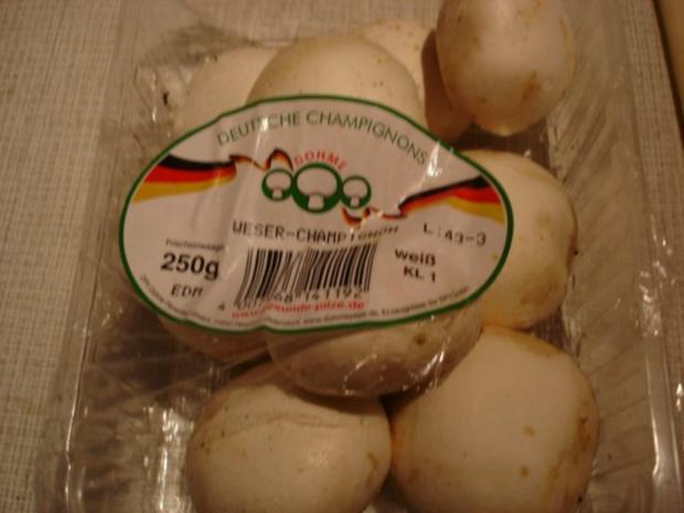 Champignon-Spiegelei-Toast - Rezept - Bild Nr. 2